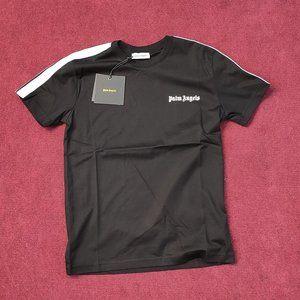 Palm Angels Black New Season Black Tshirt